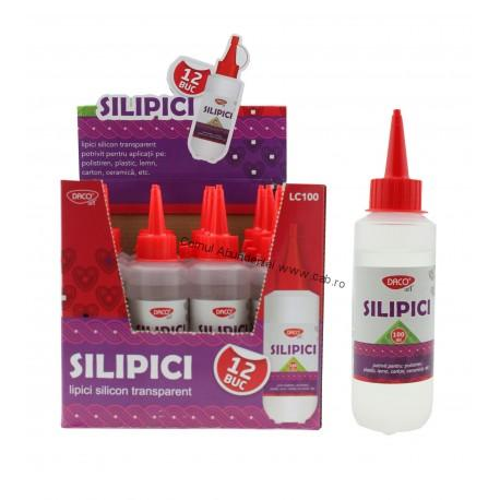 Lipici silicon 100 ml Silipici DACO