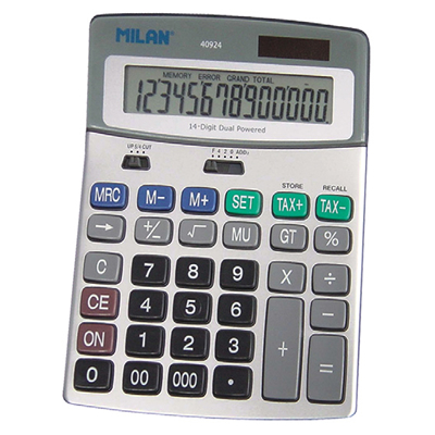 Calculator Milan 924