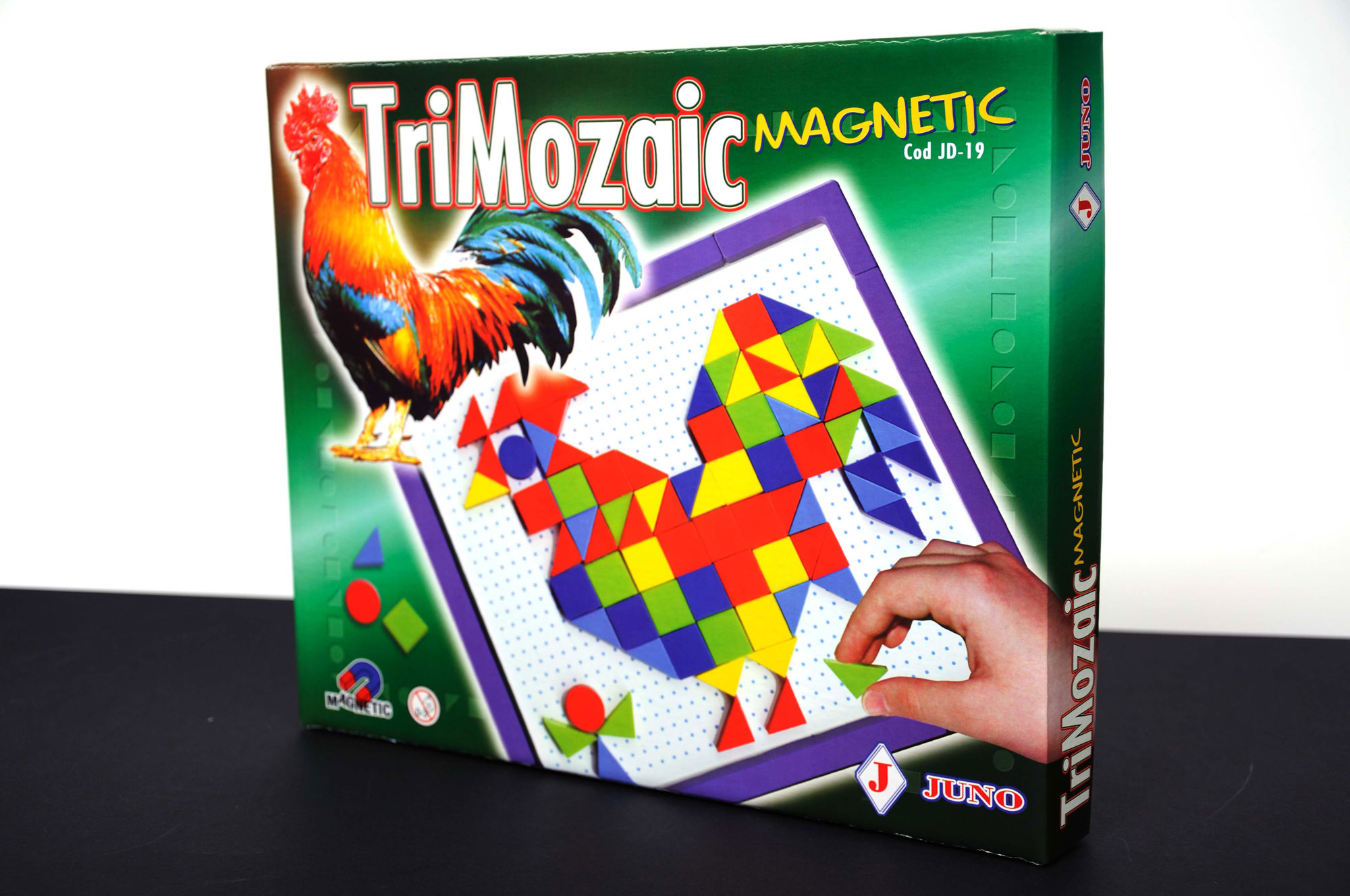 TRIMOZAIC magnetic