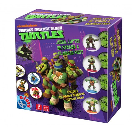 NICKELODEON-TEENAGE MUTANT NINJA TURTLES
