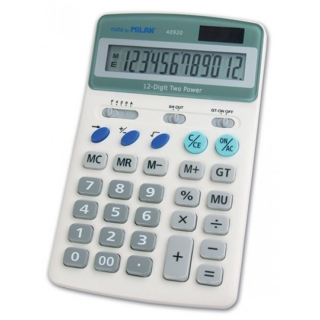 Calculator mediu Milan 920, 12 caractere
