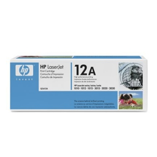 Toner Hp Q2612A original