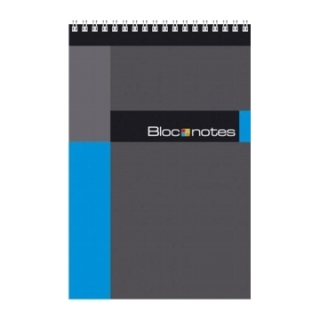 Bloc notes A4 cu spira, 50 file