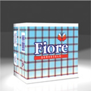 Servetele Fiore 100/set 25x25