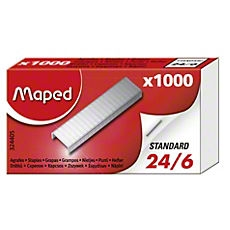 Capse 24/6-26/6 MAPED, 1000 capse/set